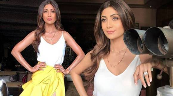 Shilpa Shetty shows us a great way to get summer-ready with this style trick