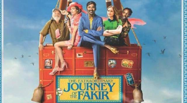Dhanushs The Extraordinary Journey of The Fakir to be showcased at Cannes