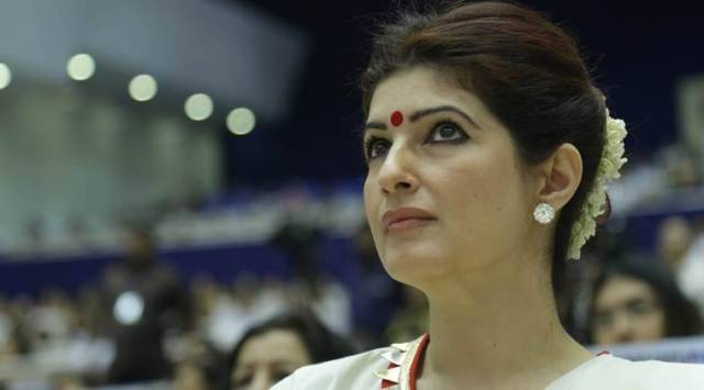 Twinkle Khanna receives FLO Icon Award for Excellence, says women have been bending over backward