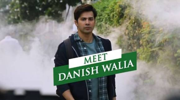 October: Here's what Varun Dhawan's character Danish Walia is allabout