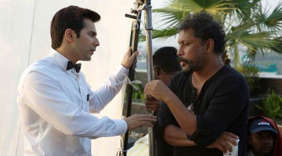 Director Shoojit Sircar turns actor on the sets ofOctober