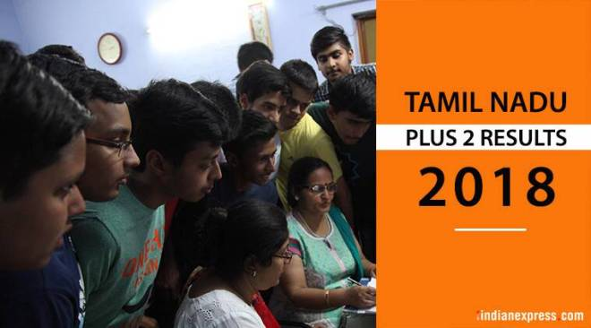 Tamil Nadu 12th results 2018 LIVE Updates: Check Plus two results at tnresults.nic.in