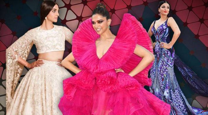 Cannes 2018: Aishwarya, Deepika, Sonam; a look at the awe-inspiring outfits on the red carpet