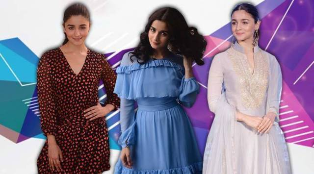 Raazi promotions: Alia Bhatt shows how you can make a powerful fashion statement with minimal effort