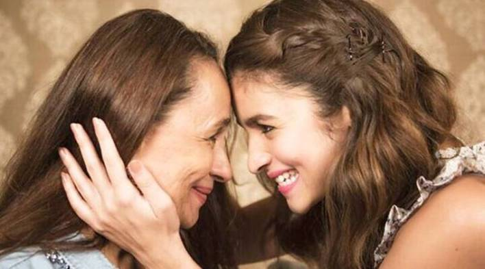 Alia Bhatt on working with Soni Razdan in Raazi: I was actually nervous for my mother