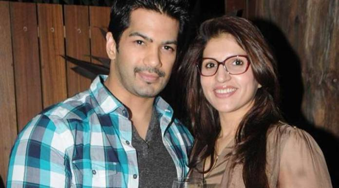 Amit Tandon wife ruby tandon