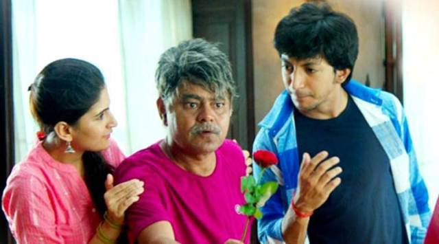 Angrezi Mein Kehte Hain movie review: This Sanjay Mishra starrer is plagued with some amount of staginess