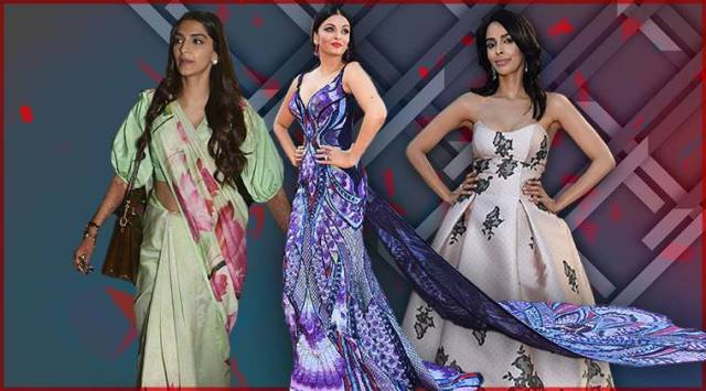 Bollywood Fashion Watch for May 13: Aishwarya stuns at Cannes, Sonams after-wedding look is allsporty