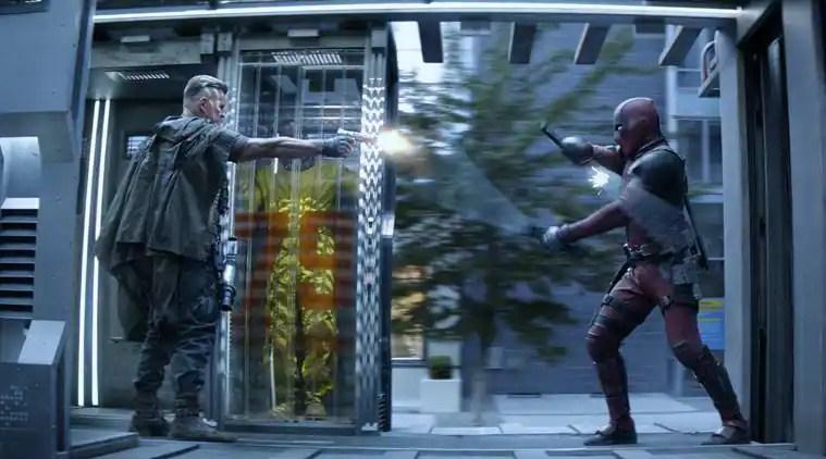 Deadpool 2 release