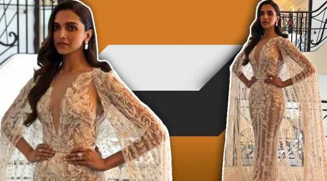 Cannes 2018: Deepika Padukone spells sheer excellence in this white Zuhair Murad gown