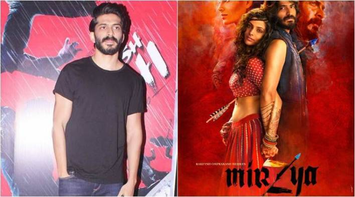 Harshvardhan Kapoor on Mirzya failure: I dont think I am the first actor whose film hasnt mademoney