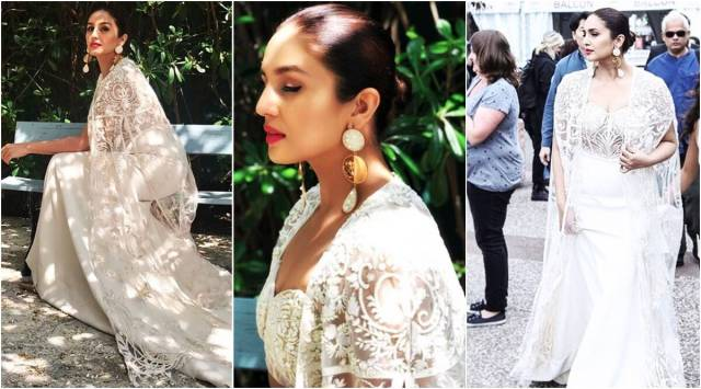 Cannes 2018: Huma Qureshi is sheer loveliness in a Varun Bahl outfit; seepics
