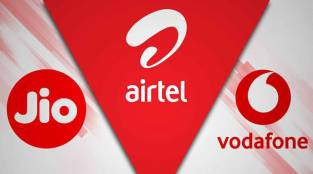 airtel, jio, vodafone, airtel vs jio vs vodafone, airtel 2gb, jio 2gb, vodafone 2gb, 2gb daily data plans, 2gb data per day plans, prepaid plans,