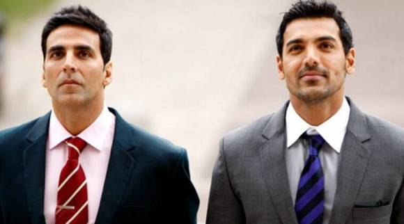 John Abraham supports Akshay Kumar on Rustom costume controversy, says 'won't be politically correct here'
