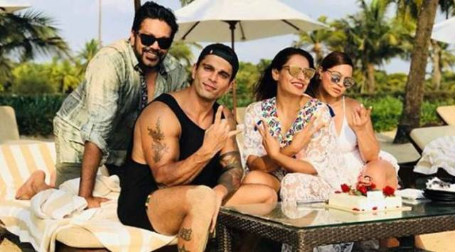 Bipasha Basu and Karan Singh Grovers wedding anniversary celebration in Goa is beyond adorable