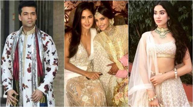 Sonam Kapoor-Anand Ahuja mehendi celebrations: A look at what the couple and Bollywood celebswore