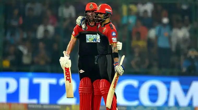 Kohli says he will never leave RCB
