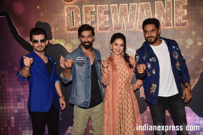 Dance deewane trp ratings