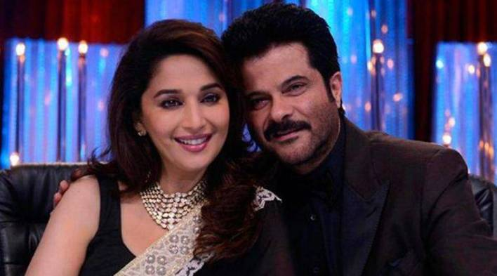 Madhuri Dixit: Im excited to work with Anil Kapoor and Sanjay Duttagain