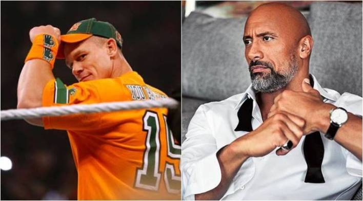 Dwayne Johnson on collaborating with John Cena for The Janson Directive: Excited to go on this journey