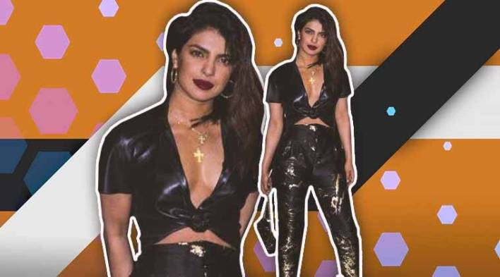 Met Gala 2018 after-party: Priyanka Chopra turns up the heat in a black number