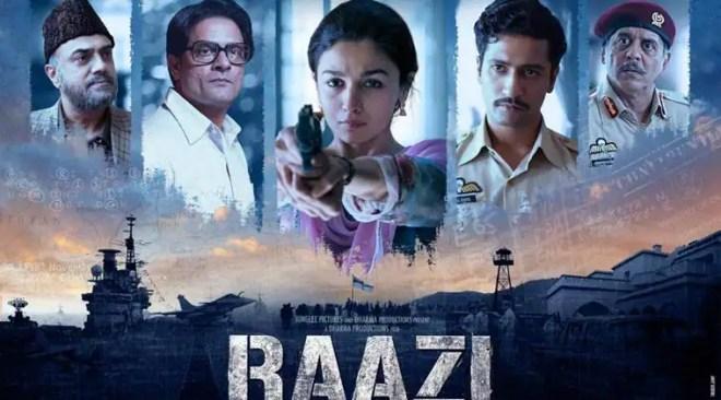 Raazi: Five reasons to watch Alia Bhatt-Vicky Kaushal starrer