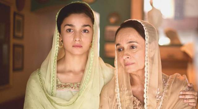 alia bhatt and soni razdan in raazi