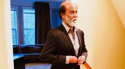 Rajanikanth To Come To US For Health Treatment