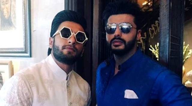 #SonamKiShaadi: Ranveer Singhs CRAZY dance and LIVE video with Arjun Kapoor steals Twitteratis hearts