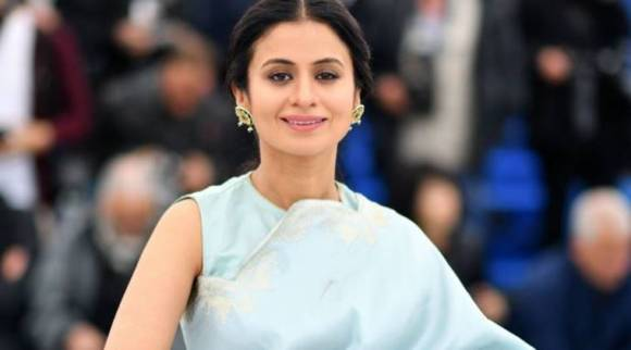 Manto actor Rasika Dugal: Cannes is a big check mark on my bucket list