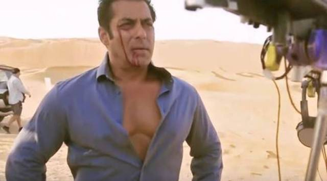 Race 3: Salman Khan dons the directors hat for a special video