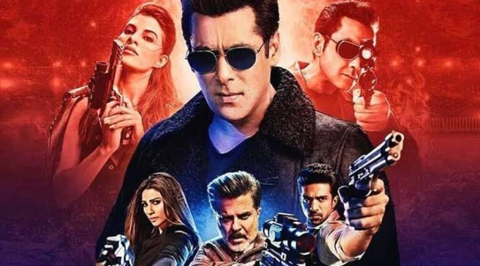 Salman Khan on Race 3