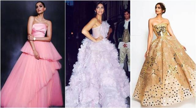 5 times bride-to-be Sonam Kapoors choice of dreamy, ethereal gowns left us absolutely floored