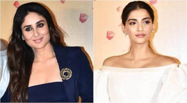 Sonam Kapoor looks all set to join the bold bride brigade on this magazine cover posing with Kareena Kapoor, Rhea Kapoor