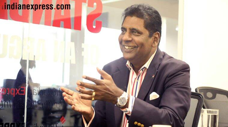 Players have millions of followers. They should speak up (on an issue) if something's wrong: Vijay Amritraj