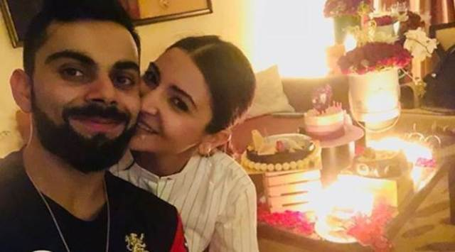 Virat Kohli celebrates wife Anushka Sharmas birthday post RCB win; see pic