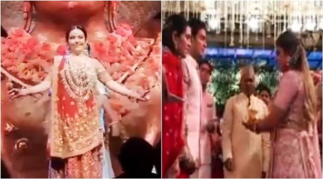 Shloka Mehta-Akash Ambani pre-engagement: All the videos from the party that got everyone talking