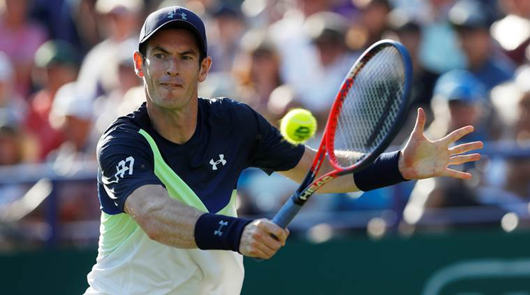 I don't expect to win US Open this year, says AndyMurray