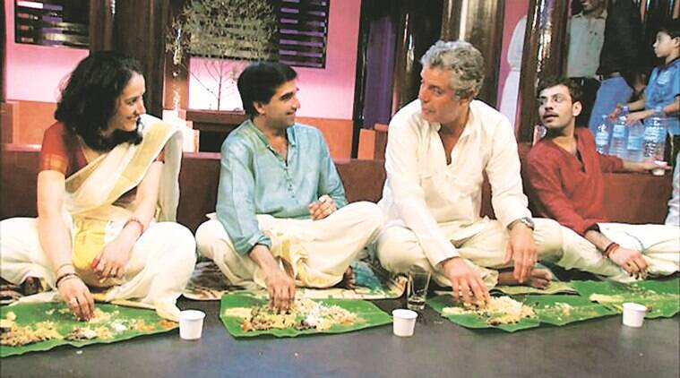 His India Journey anthony bourdain india visit