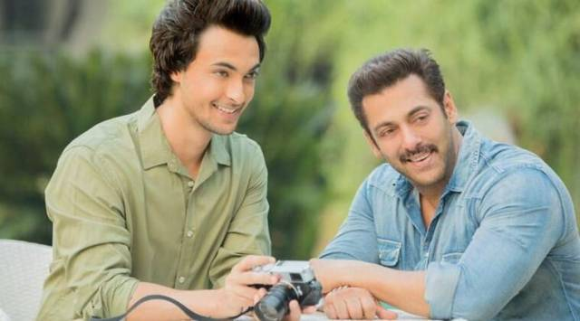 Aayush Sharma: Grateful that I could work with the best in my first film