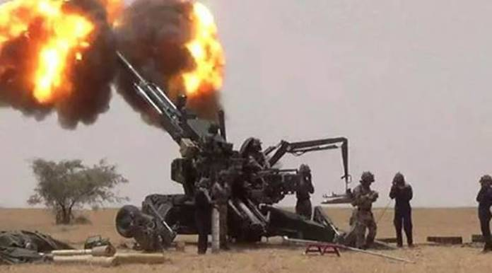 Dhanush artillery gun clears final test, ready for induction: official
