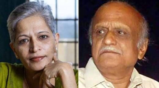 Karnataka police joins dots between Gauri Lankesh and Kalburgi murders