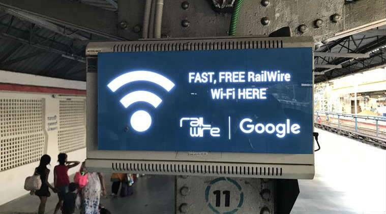Data craving growing, 4-fold spike in WiFi use during 370 railwaystations