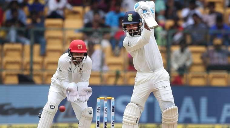 India vs Afghanistan: Afghanistan bounce back in final session as India reach 347/6 at Stumps on Day 1