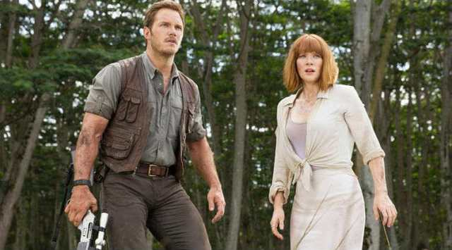 Jurassic World actor Bryce Dallas Howard: You havent experienced fun until youve acted opposite ChrisPratt