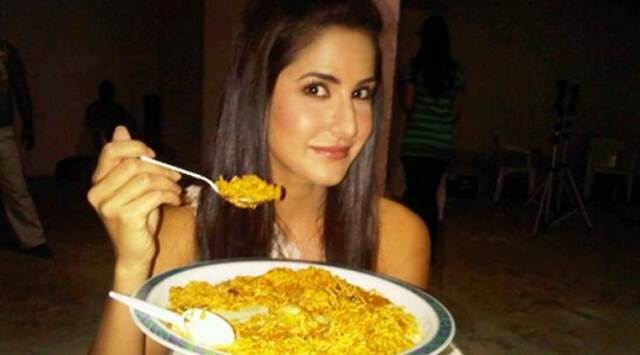 Katrina Kaif shares her love for street foods: Food gets me going