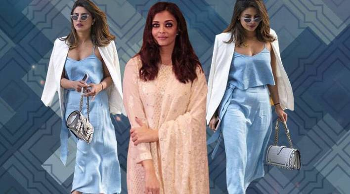 Bollywood Fashion Watch for June 13: Priyanka Chopra sizzles, Aishwarya Rai Bachchan fizzles
