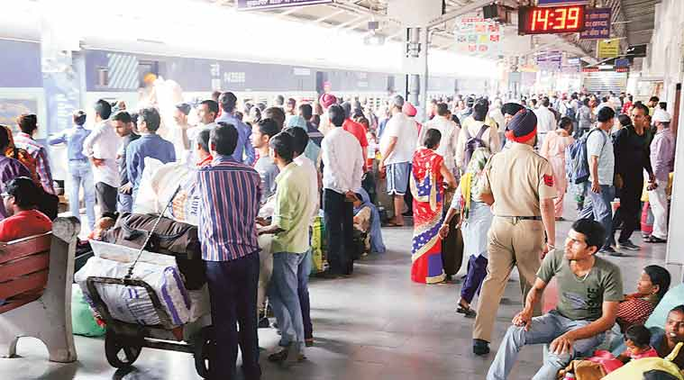 Around 6,000 railway station chiefs to get AC in cabins