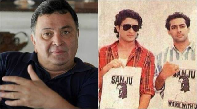 Sanju: Rishi Kapoor thanks Salman, Akshay, Ajay and Saif for promoting Ranbirs film