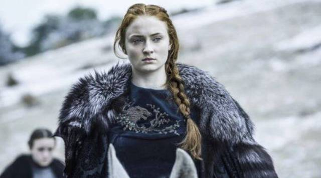Sophie Turner: Sansa Starks story mirrors #MeToo movement